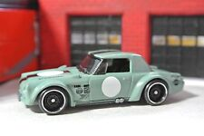 Hot Wheels Loose - Datsun Fairlady 2000 Roadster - Green 1:64
