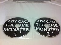 Lady Gaga The Fame Monster (CD 2009) Double Disc - Discs Only in Plastic Sleeves