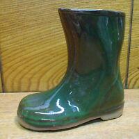 Art Pottery Rain Boot - Sourdust Pottery