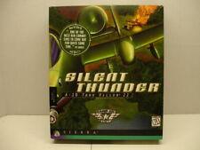 SILENT THUNDER PC GAME...SIERRA