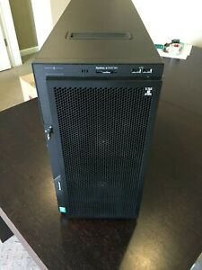 IBM Lenovo X3500 M5 Server Platform System Unit   New   For Build