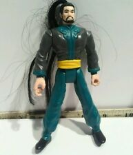 "1994 Kenner Schiwan Khan action Figure The Shadow Vintage 5 1/4"" tall"