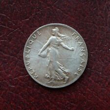 France 1902 silver 50 centimes