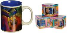 Laurel Burch Artistic Mug Collection, Wild Horses Of Fire
