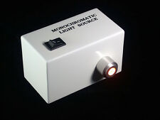 Monochromatic Light Source For Refractometer Use -White