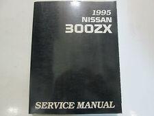 1995 Nissan 300ZX Service Repair Shop Workshop Manual FACTORY OEM Dealer