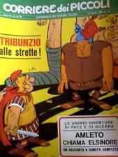 Il Corriere dei Piccoli 34 1968 Modello Aereo CDP 2