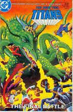 New Teen Titans (Vol. 2) # 9 (USA, 1985)