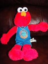 "Sesame Street Elmo Team Sesame Score Plush Doll 13"""
