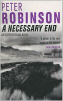 PETER ROBINSON ___ A NECESSARY END ____ BRAND NEW ___ FREEPOST UK