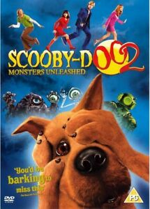Scooby-Doo 2: Monsters Unleashed (DVD, 2004)
