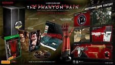 Metal Gear Solid V: The Phantom Pain collectors edition XBOX ONE XB1 Aus SEALED