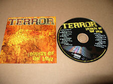 Terror - Lowest of the Low (2005) 22 track cd Excellent + Condition