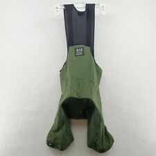 Search and State S2-R Olive Green Bib Cycling Shorts Men Size Large Rapha Maap