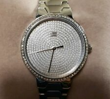 Tommy Hilfiger 1781998 Watch With 36mm Silver Face With & Silver Breclet