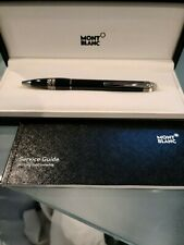 MONTBLANC StarWalker Midnight Black Resin Ballpoint Pen - NEW