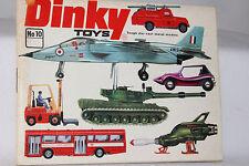 Dinky Toys 1974 Collectors Catalog, Original