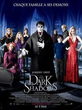 Poster Folded 47 3/16x63in Dark Shadows 2012 Tim Burton - 