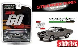Greenlight #44741 1967 Ford Mustang Eleanor Gone in 60 Seconds Nicolas Cage