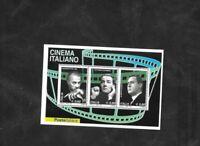 Repubblica foglietto 2010 cinema italiano
