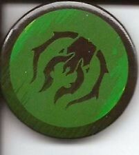 Golgari Pin Collector's Button MTG MAGIC Return to Ravnica Ravnica Prerelease