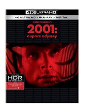 2001: A SPACE ODYSSEY 4K BLURAY