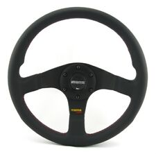 Momo Leder Sportlenkrad Tuner 32 320mm schwarz black steering wheel volante