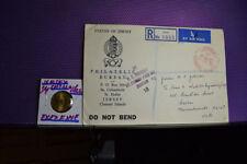 British 1/- Denomination Stamp Covers