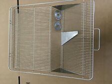 3- Large Rat/Mouse Laboratory Cage Replacement Stainless Tops(20.25 X 16 inch)