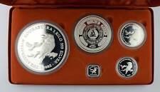 Australien Kookaburra 5 Coin PP PROOF Silber Silver 2003 1/2 1 2 10 Unzen Kilo