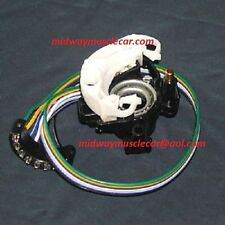 turn signal switch without tilt Chevy Chevelle Buick Skylark Olds 442 GUIDE type