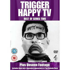 Trigger Happy TV Best of Series 2 NEW PAL Cult DVD