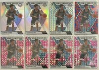 2019-20 Panini Mosaic Brandon Clarke NBA Debut RC #277 Prizm Investor Lot of 8x