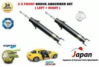 FOR MAZDA RX8 1.3 2003-2012 NEW 2X FRONT LEFT RIGHT SHOCK ABSORBER SHOCKER SET