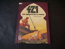 MALTAITE DESBERG 421 N°6 LES ENFANTS DE LA PORTE EO 1988 RARE