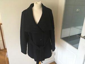 Women's I.N.C International Concepts Wrap Style Coat XL