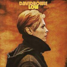 David Bowie Low (2017 Remastered Version) rmstrd Vinyl LP NEW sealed