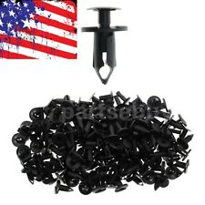 100pcs Retainer Clips Fastener Rivet For Volkswagen VW Audi 8E0825267 Push Type
