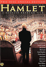 Hamlet (2 Disc DVD 2007 Special Edition) Kenneth Branagh