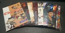 Sony PlayStation 2 Original Game Manuals and Inserts