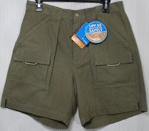 Columbia Sportswear Men's Brewha II Shorts, UPF 50, Green, fm4012-365