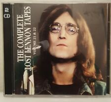 Complete Lost Lennon Tapes Vol 21 & 22-Walrus 2 CD Set Double Fantasy Sessions