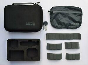 Genuine GoPro Casey Case - Hard Shell Camera Case - Official GoPro mount