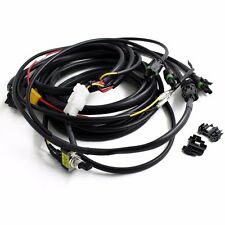 Baja Designs Squadron & S2 Pro LED Light Wiring Harness 150 Watt 2 Light Max