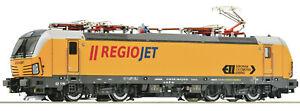 """Roco H0 73217 E-Lok BR 193 der Regiojet """"DCC Digital + Leosound"""" - NEU + OVP"""