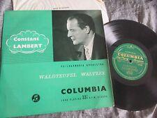 CONSTANT LAMBERT, WALDTEUFEL WALTZES, - 33 S 1006 UK COLUMBIA GREEN GOLD MONO NM
