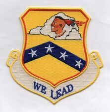 """USAF Patch 189th AIRLIFT WING - 4"""" Arkansas ANG"""