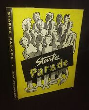 Starke Parade by Max Reinhardt (Hardcover, 1958) 1ST UK EDITION