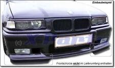 for BMW E36 M Look Spoiler Corner M3 Flaps 325 328 GT NEW+SCREWS