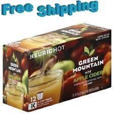 Green Mountain Hot Apple Cider Keurig k-cups